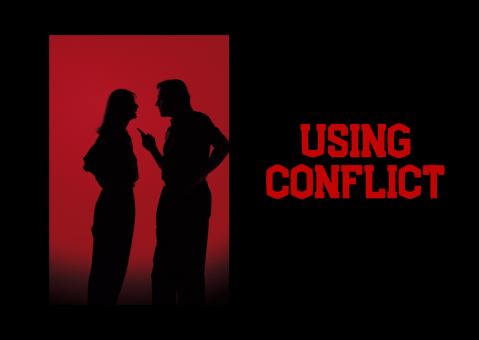 Conflict is essential to storytelling