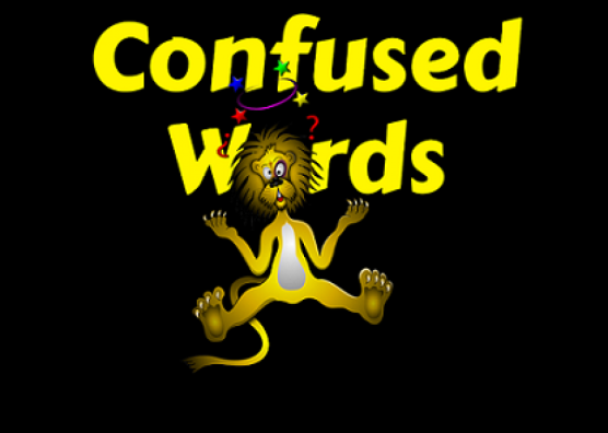 Confused Words B
