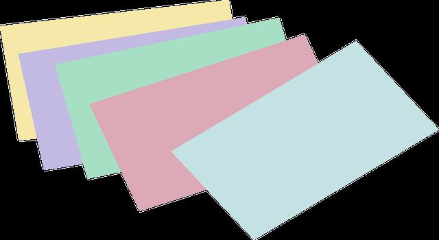 scene cards