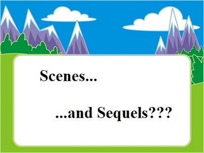 Scenes can have Sequels