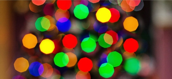 Colourful lights