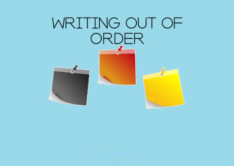 Writing out of Order