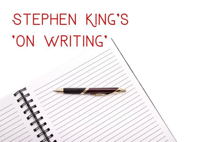 Stephen King's On Writing'