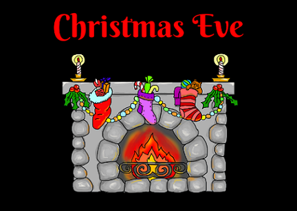 Christmas Eve is here!