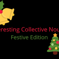 Festive Collective Nouns