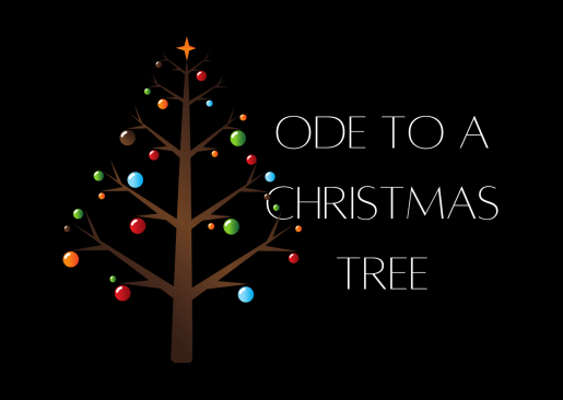 Ode to a Christmas Tree